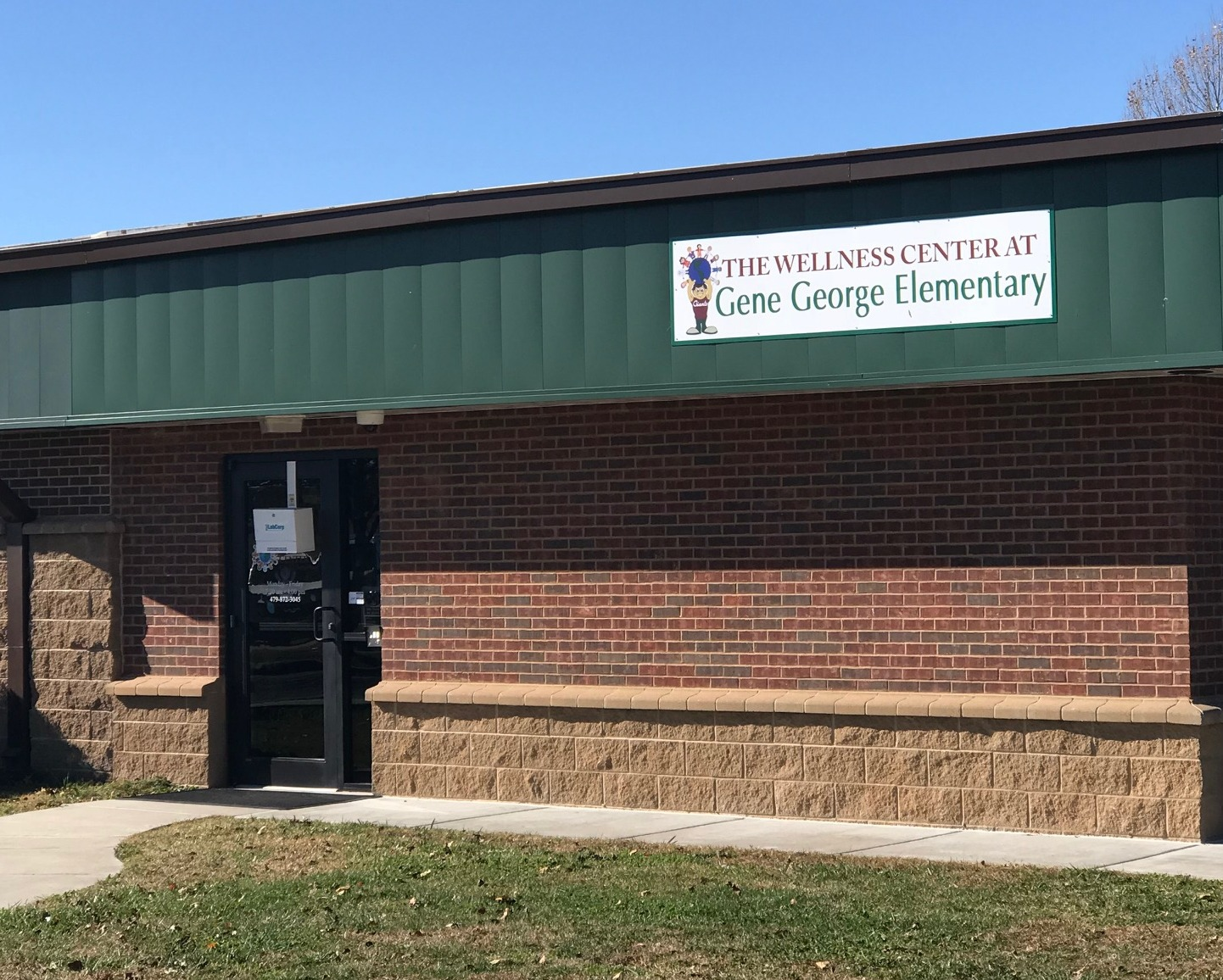 George Elementary | Wellness Center